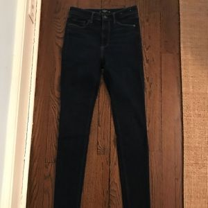 Abercrombie and Fitch high waisted jeans size 2
